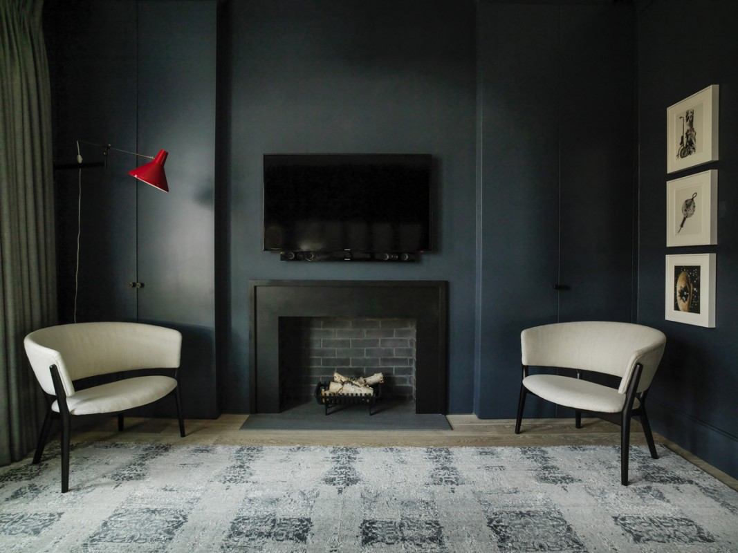 Tamzin Greenhill - London - Bedroom chairs