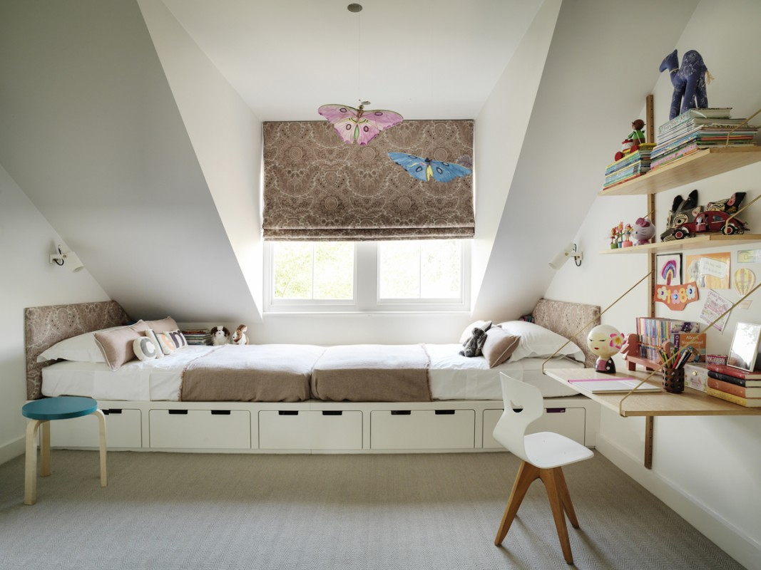 Tamzin Greenhill - London - Clementine's Bedroom