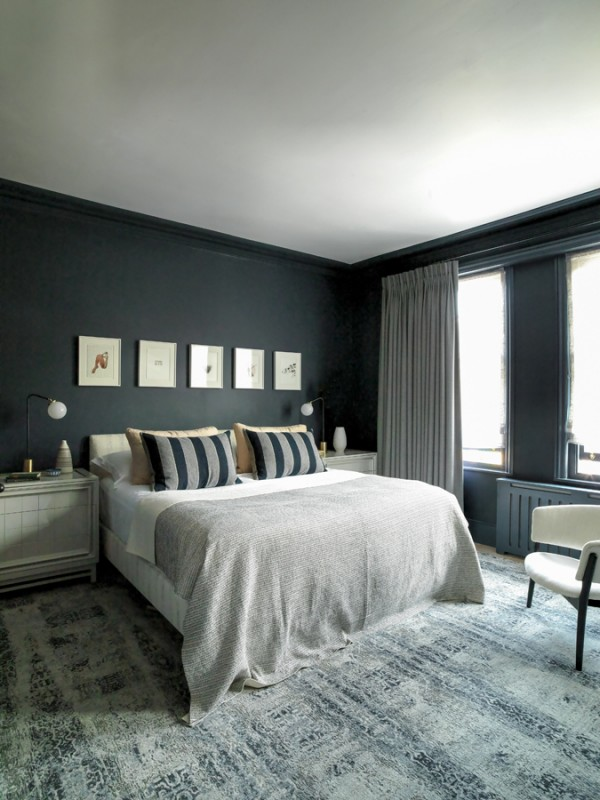 Tamzin Greenhill - London - Master Bedroom